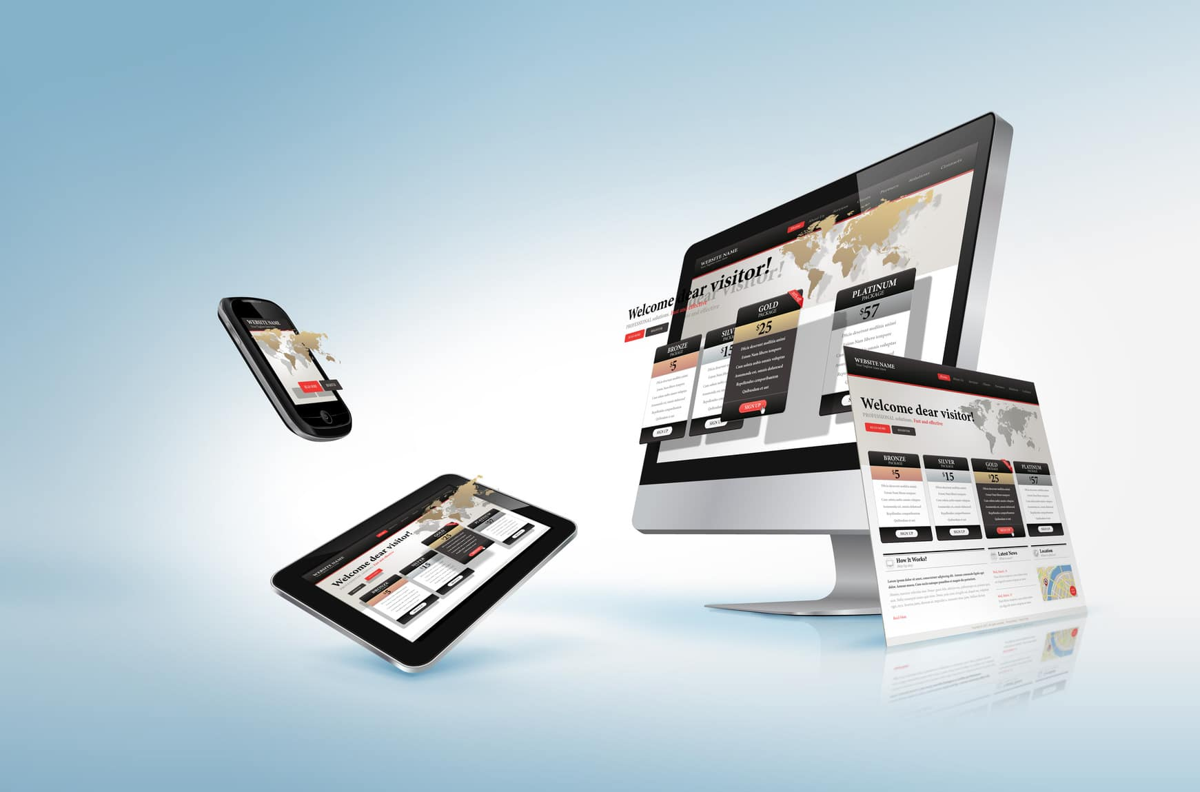 Freelance SEM pour site responsive
