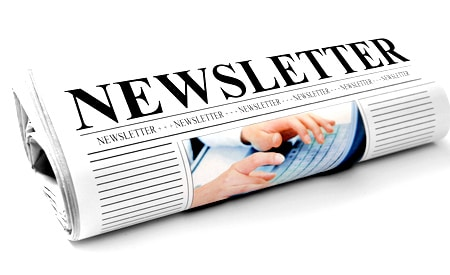 Newsletter Consultant web marketing