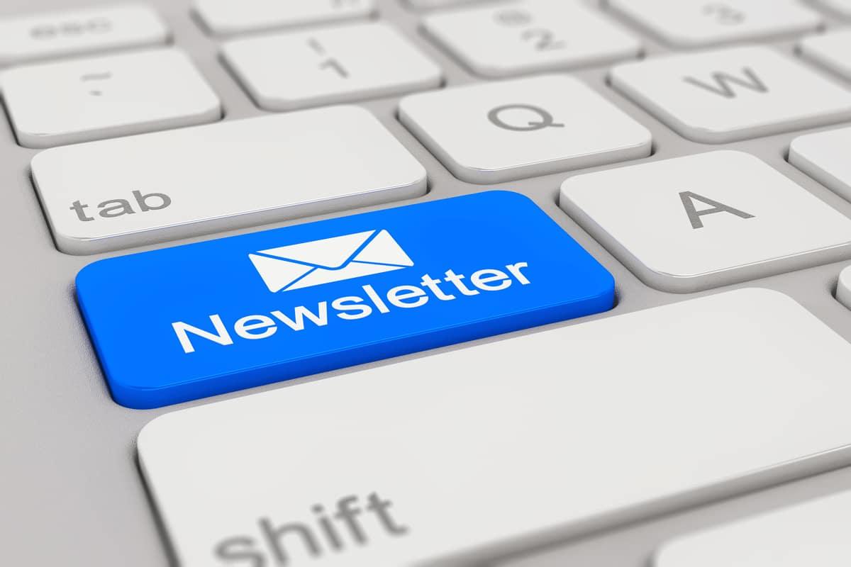 stratégie de newsletter