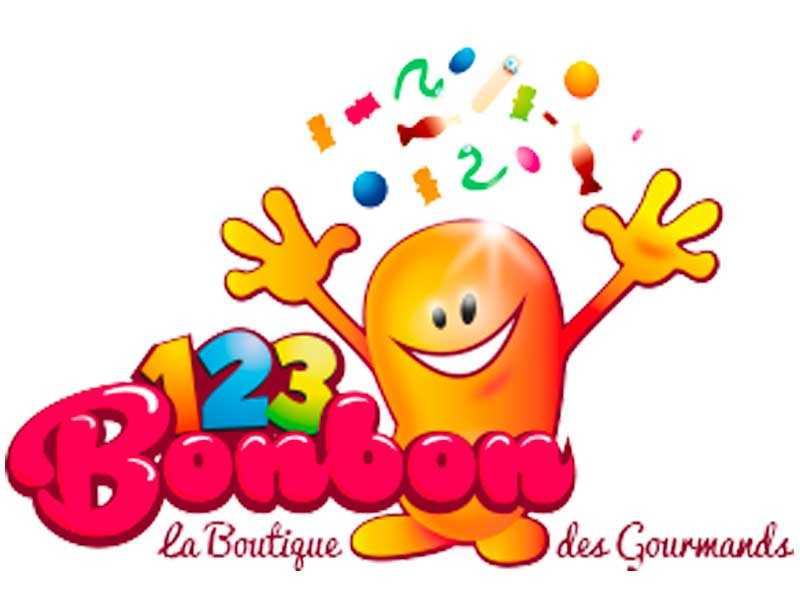 Logo 123bonbon